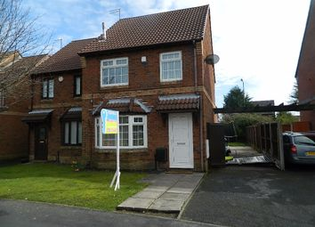Thumbnail 3 bed semi-detached house for sale in Hatfield Close, Liverpool