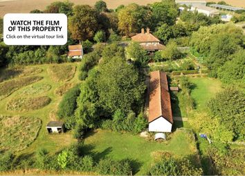Thumbnail 4 bed detached house for sale in Dereham Road, Ovington, Thetford