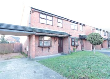 Thumbnail 3 bed semi-detached house for sale in Bishop King Court, Lincoln