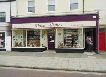 Thumbnail Commercial property for sale in Three Wishes, 20 Front Street, Tynemouth