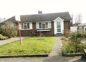 Thumbnail 2 bedroom semi-detached bungalow to rent in Lime Close, Ware