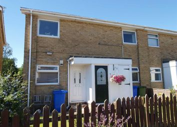 Thumbnail 2 bedroom flat for sale in Lindsey Close, Cramlington
