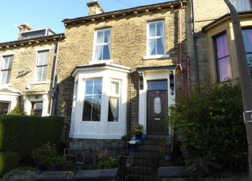 Thumbnail 5 bed terraced house for sale in Wycliffe Road, Shipley