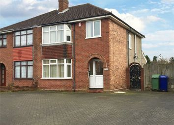 Thumbnail 3 bed semi-detached house for sale in Cannock Road, Cannock, Staffordshire