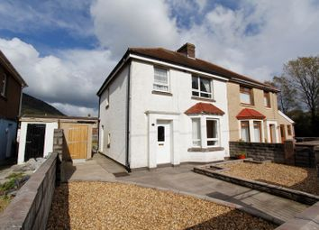 Thumbnail 3 bed semi-detached house for sale in Penllyn, Cwmavon
