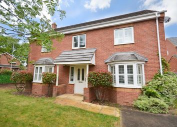 Thumbnail 4 bed detached house for sale in 8 Foxglove Close, Hucknall, Nottingham