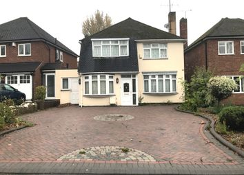 Thumbnail 4 bedroom detached house to rent in Pear Tree Road, Great Barr