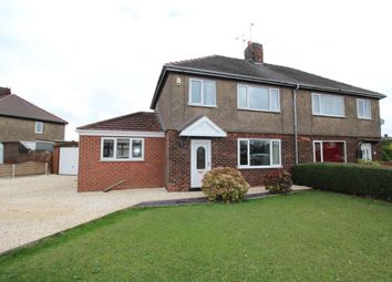 Thumbnail 3 bed semi-detached house for sale in Malvern Road, Goole