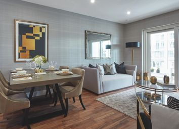 Thumbnail 2 bedroom flat for sale in Battersea Reach, London