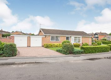 Thumbnail 3 bed bungalow for sale in Rolleston Drive, Newthorpe, Nottingham, Nottinghamshire