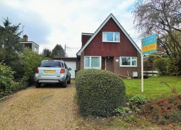 Thumbnail 3 bed detached house for sale in The Avenue, Mortimer Common, Reading