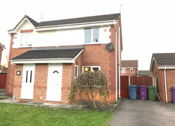 Thumbnail 2 bed semi-detached house to rent in Kings Drive, Gateacre, Liverpool