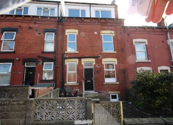 Thumbnail 4 bed terraced house for sale in Bayswater Crescent, Leeds
