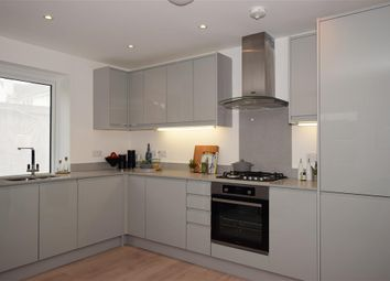 Thumbnail 2 bed flat for sale in Faringdon Avenue, Romford, Essex