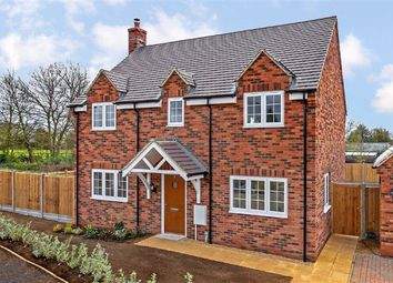 Thumbnail 4 bed detached house for sale in Sandy Road, Everton, Sandy, Bedfordshire