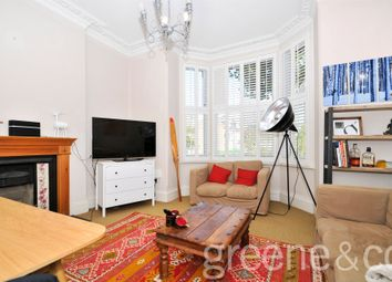 Thumbnail 1 bed flat to rent in Hemstal Road, West Hampstead, London