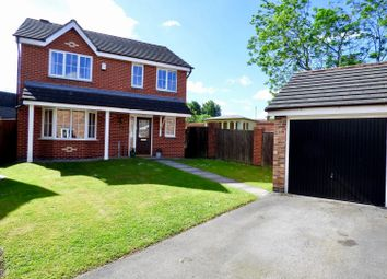 Thumbnail 4 bed detached house for sale in Higham Way, Garforth