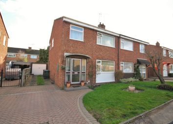 3 bed semi-detached house for sale in Bracadale Close, Binley, Coventry CV3