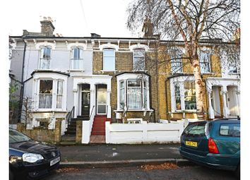 Thumbnail 5 bed terraced house for sale in Norcott Road, Stoke Newington