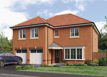 "Thumbnail 5 bed detached house for sale in ""Jura"" at Leeds Road, Thorpe Willoughby, Selby"