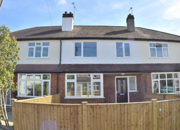 Thumbnail 3 bedroom terraced house for sale in Barnett Close, Leatherhead