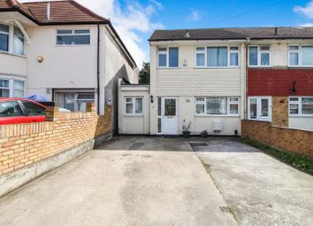 Thumbnail 4 bed end terrace house for sale in Preston Hill, Kingsbury, London