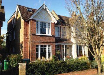 Thumbnail 5 bed semi-detached house for sale in Palewell Park, London