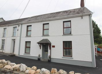Thumbnail 5 bed end terrace house for sale in Pencader, Carmarthen