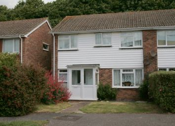 Thumbnail 3 bed end terrace house to rent in Winchester Road, Rustington, Littlehampton