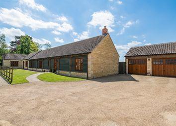 Thumbnail 4 bed barn conversion for sale in Searson Close, Tallington, Stamford