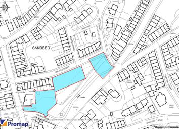Thumbnail Land for sale in Greaves Street, Mossley, Ashton-Under-Lyne