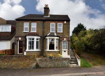 Thumbnail 2 bed semi-detached house for sale in Green Court Road, Crockenhill, Swanley