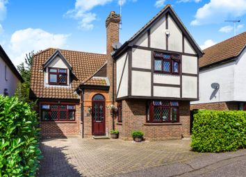 Thumbnail 4 bed detached house for sale in Beeleigh Link, Chelmsford