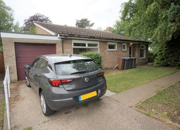 Thumbnail 3 bed bungalow for sale in Birchwood Drive, Ipswich