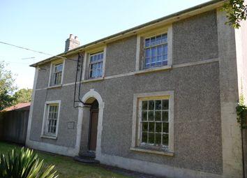 Thumbnail 5 bed farmhouse for sale in Monkton, Pembroke