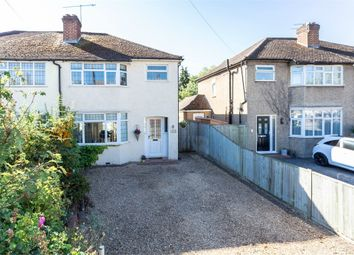 Thumbnail 3 bed semi-detached house for sale in Dedworth Road, Windsor, Berkshire