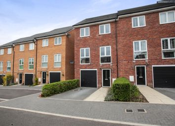 Thumbnail 4 bed town house for sale in Challney Gardens, Luton