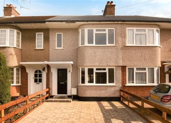Thumbnail 3 bed terraced house for sale in Shaldon Drive, South Ruislip, Middlesex