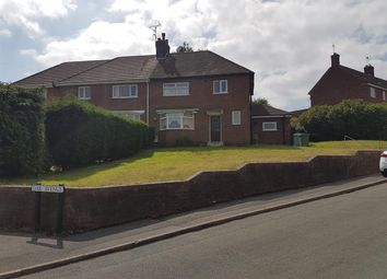 Thumbnail 3 bed semi-detached house to rent in Oak Avenue, Blidworth, Mansfield