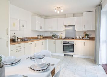 "Thumbnail 3 bedroom end terrace house for sale in ""Havannah"" at Louisburg Avenue, Bordon"