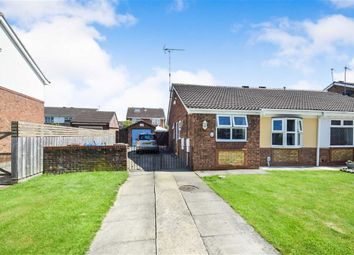 Thumbnail 2 bedroom semi-detached bungalow for sale in Coronet Close, Hull