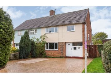 3 bed semi-detached house for sale in Browning Road, Braintree CM7