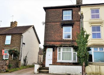 Thumbnail 1 bed flat for sale in High Street, Snodland