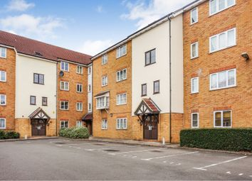 Thumbnail 1 bed flat for sale in Vicars Bridge Close, Wembley