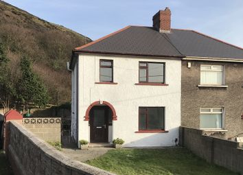 Thumbnail 3 bed semi-detached house for sale in Pellau Road, Margam, Port Talbot, Neath Port Talbot.