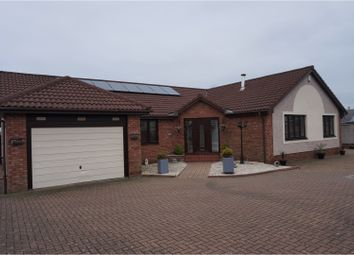 Thumbnail 4 bed detached bungalow for sale in Templeton Gardens, Prestwick