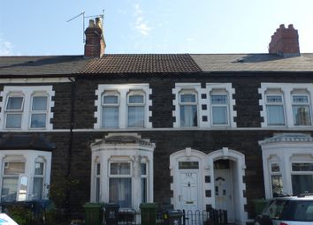 Thumbnail 4 bedroom terraced house for sale in Ninian Park Road, Riverside, Cardiff