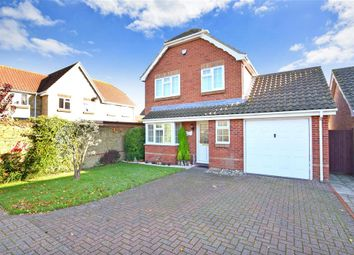 Thumbnail 3 bed detached house for sale in Harden Road, Lydd, Kent