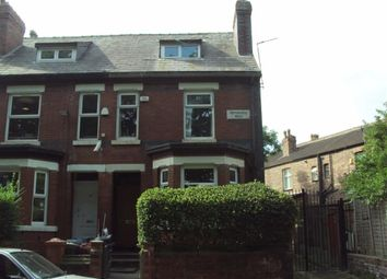 Thumbnail 5 bed semi-detached house to rent in Rippingham Road, Withington, Manchester