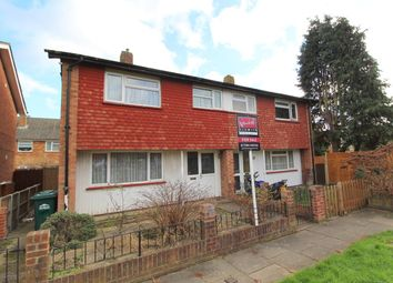3 bed semi-detached house for sale in Tudor Road, Ashford TW15